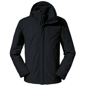 Schöffel Turin1 3in1 Jacket Men black